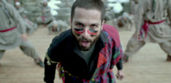 Shahid Kapoor honours Shakespeare with Haider
