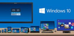 Microsoft unveils Windows 10 operating system