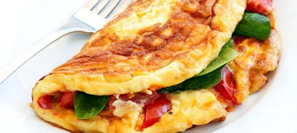 Desi Omelette