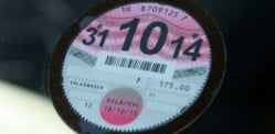 DVLA Tax Disc now renewed Online