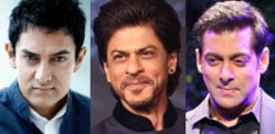 Aamir takes advice from SRK and Salman?