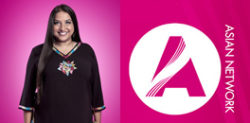 Ashanti Omkar On Air with BBC Asian Network