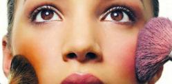 How to Apply Blush to Desi Skin