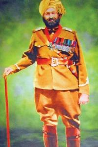 Captain Ghulam Mohammad Malik