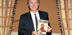 Dan Brown overwhelmed by India visit