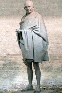 गांधी की प्रतिमा