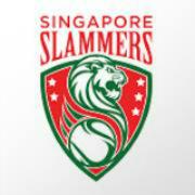 सिंगापूर स्लॅमर्स लोगो