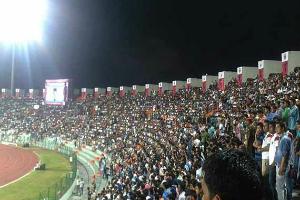 ISL stadium