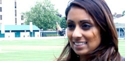Isa Guha the Inspirational Cricketer