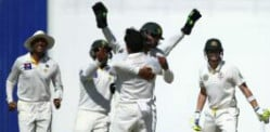Pakistan beat Australia in 2014 Cricket Test Series