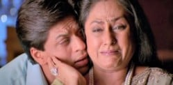 Jaya Bachchan insults SRK?