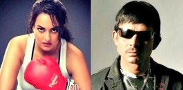 Sonakshi and KRK