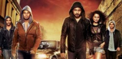 Rensil D'Silva tackles Corruption with Ungli