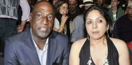 Vivian Richards Neena Gupta