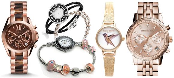 Women's Watches Budget