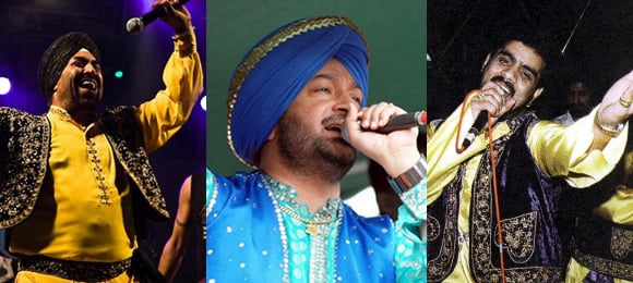 Old Bhangra Bands