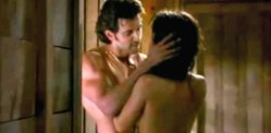 Deepika and Hrithik caught kissing?