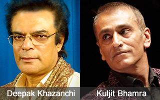 Deepak Khazanchi and Kuljit Bhamra