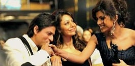 SRK and Priyanka