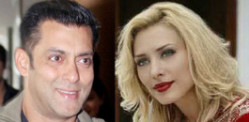 Salman introduces Iulia Vantur as his girlfriend?