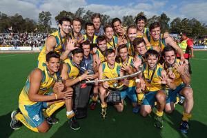 Australia Reigning Champions
