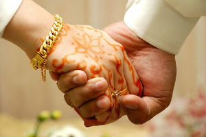 Marriages of convenience are not uncommon in Asian culture.