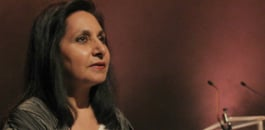 British-Asian poet Imtiaz Dharker will become the first non-white woman to receive the Queen's Gold Medal for Poetry.