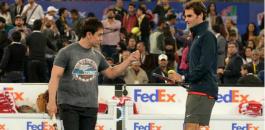 Federer Aamir Khan