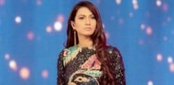 Gauhar Khan slapped on India's Raw Star