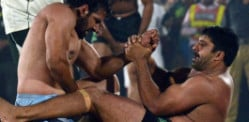 India clinch 2014 Kabaddi World Cup Titles