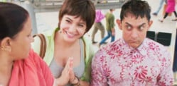 Aamir and Anushka exclusively talk PK