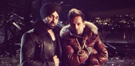 Sukshinder Shinda and Jazzy B
