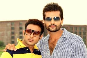 Yuvraj Hans and Harish Verma