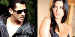 Sunny Leone dreams of Salman Khan