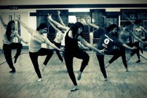Just Bollywood dance comp