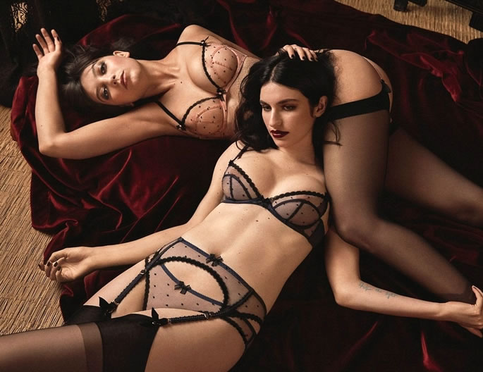 agent provocateur - luxurious lingerie brands for her