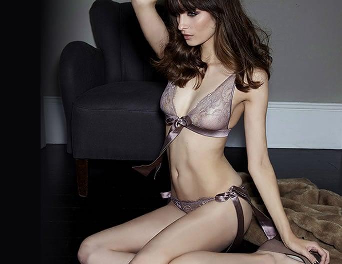 fleur de england - luxurious lingerie