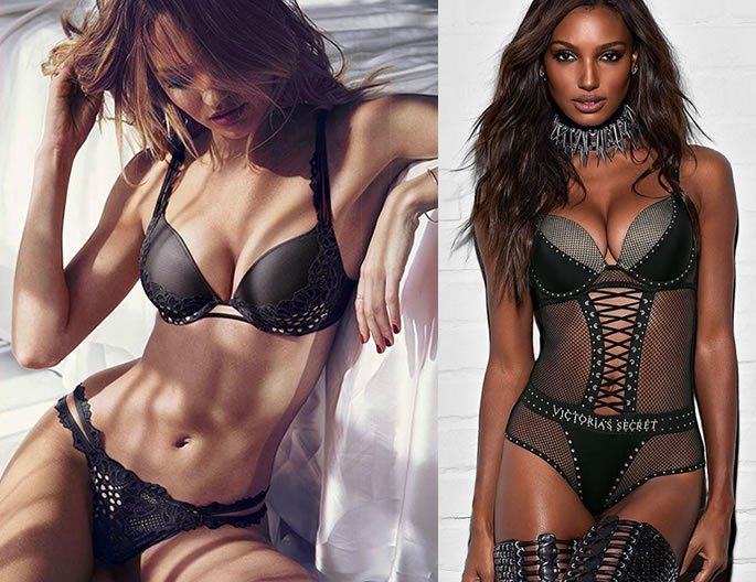 victorias secret - luxurious lingerie br
