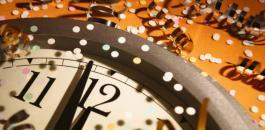 নতুন বছরের রেজোলিউশন