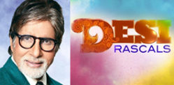 Amitabh Bachchan guest stars in Desi Rascals