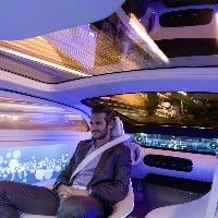 Mercedes Benz F 015 Luxury in Motion