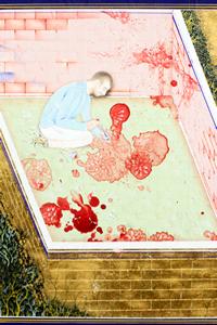 Imran Qureshi Miniature