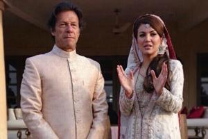 Imran Khan Reham Khan