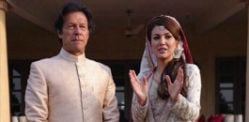 Imran Khan marries Reham in private ceremony