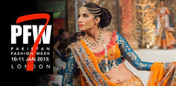 Pakistan Fashion Week 7 London Preview