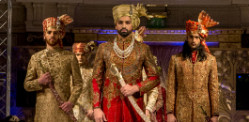 Highlights of Pakistan Fashion Week 7 London