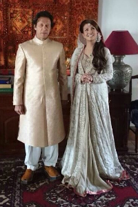 Imran Khan Reham Khan married