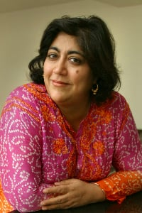 Gurinder Chadha is also on the panel of judges.