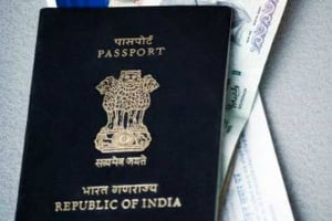 Indian passport NRI