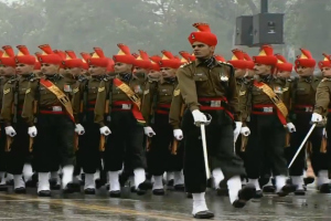 Republic Day Military